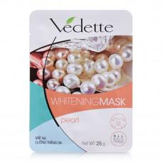 Жемчужная маска для лица Vedette